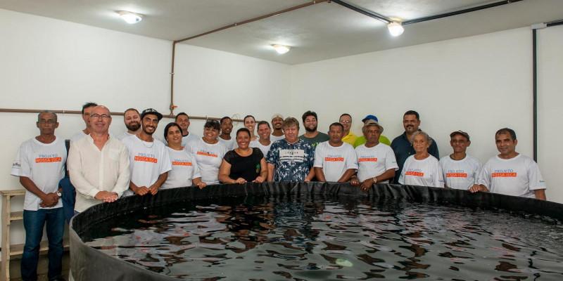 """Fundepag apoia projeto """"Nossa Isca"""", da VLI"""