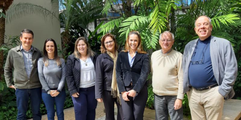 Parceria com a Fundação Parque Zoológico de São Paulo