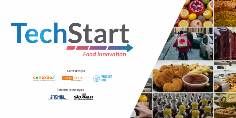 Lançamento TechStart Food Innovation