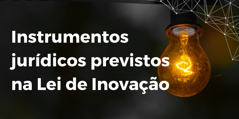 Webinar: Lei da Inovação
