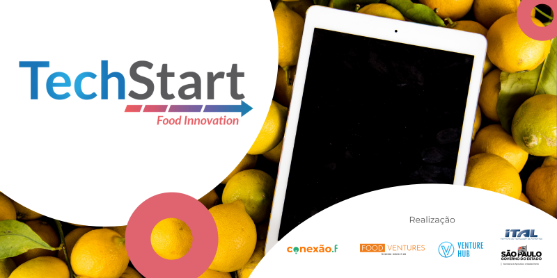 Iniciado warm up do TechStart Food Innovation