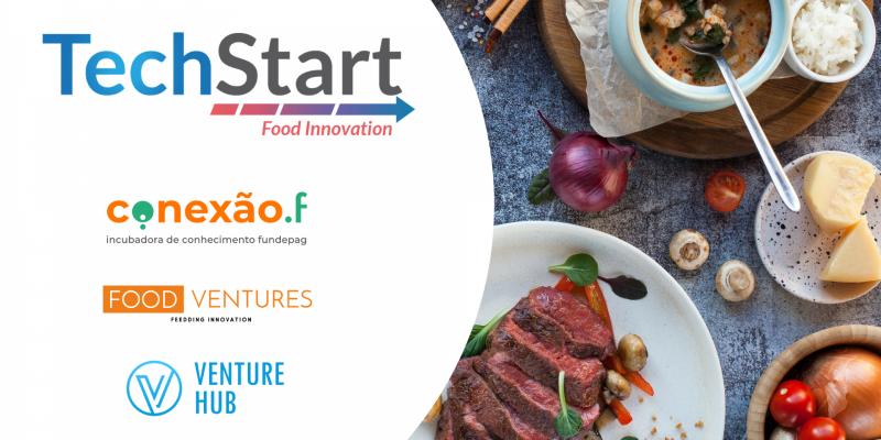 TechStart Food Innovation: Aceleração de startups do setor de alimentos