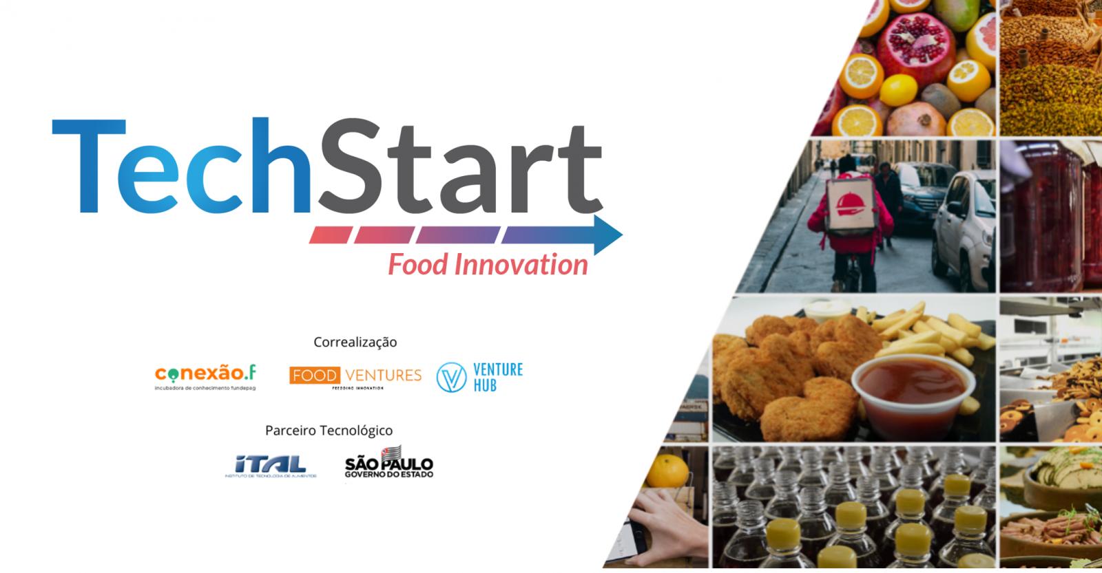 Imagem: Lançamento TechStart Food Innovation