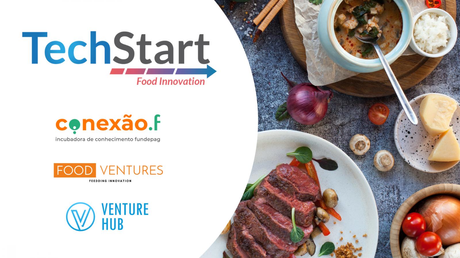 Imagem: TechStart Food Innovation: Aceleração de startups do setor de alimentos