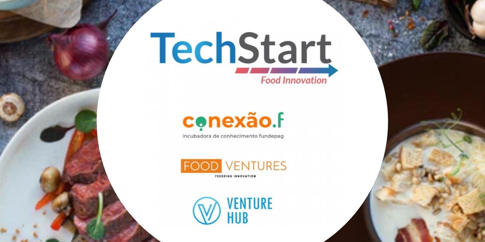 Conexões com o ecossistema: Programa TechStart Food Innovation