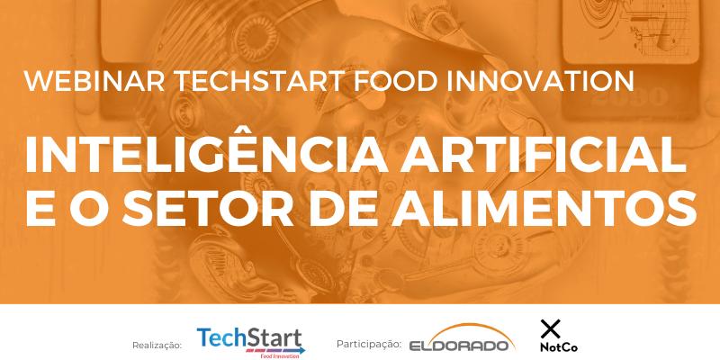 Webinar: Inteligência artificial e o setor de alimentos