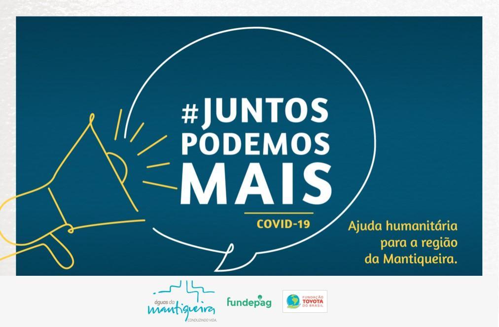 Imagem: Ajuda Humanitária aos municípios da Mantiqueira