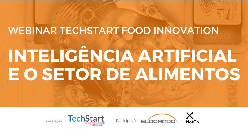Imagem: Webinar: Inteligência artificial e o setor de alimentos