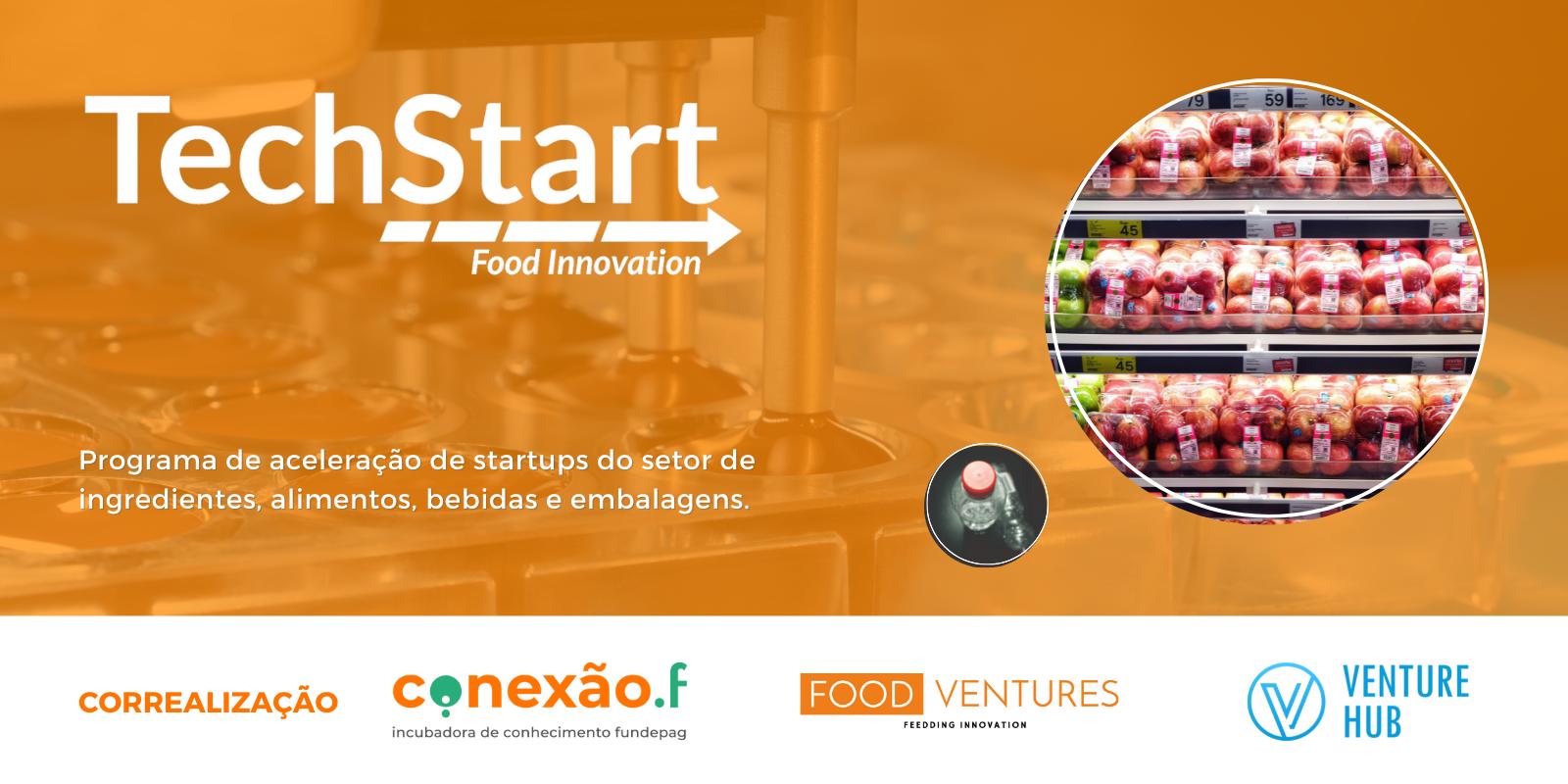 Imagem: Techstart Food Innovation concluiu a aceleração das startups selecionadas